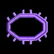 main body.stl Télécharger fichier STL gratuit Robot hexagonal V1 • Design pour impression 3D, mwilmars
