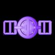 ez_belt_all.stl Télécharger fichier SCAD gratuit Boucle de la ceinture de la piscine morte Pièces de couleur séparée • Modèle pour imprimante 3D, dantu