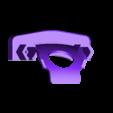Bumper_Cam.stl Télécharger fichier STL gratuit ALIEN 5' SLAMMED FRONT BUMPER AND FPV CAMERA PROTECTION 20° à 50°. • Design à imprimer en 3D, Rhizamax