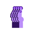 shins.obj Télécharger fichier OBJ gratuit Combinaison de combat pilote bikini • Design pour impression 3D, Leesedrenfort