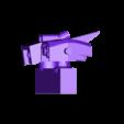 Heads.obj Télécharger fichier OBJ gratuit Combinaison de combat pilote bikini • Design pour impression 3D, Leesedrenfort