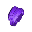 12Storm_Surge_ThighX2_repaired.stl Download free OBJ file Tempest Rush Mech • 3D printer model, Leesedrenfort