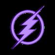 flash_logo.STL Download free STL file The Flash Logo • 3D printable design, arifsethi