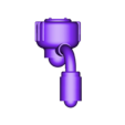 reaver titan power fist hydrolic fluid tank pressuriser v1.stl Download free STL file 40k Big Reaper Titan Hand Hydrolic Pressuriser  • Model to 3D print, The_Titan_Manifactorium