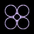 38_ducts_2inch.stl Télécharger fichier STL gratuit Brushless Shutter Bug • Plan pour impression 3D, noctaro