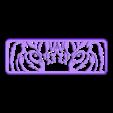 tiger eyes model upright.stl Télécharger fichier STL gratuit Tigre • Plan à imprimer en 3D, Renee_Taylor