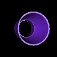 Hopper.stl Télécharger fichier STL gratuit Alimentateur automatique pour chiens en tube PVC • Design imprimable en 3D, speedkornet
