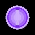 Sp_drone_batt_lock_knop.stl Télécharger fichier STL gratuit Drone Sprank (bourdon de course avec cardan à came) • Objet pour impression 3D, mwilmars