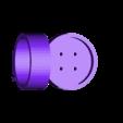 Sp_drone_gimbal_tilt.stl Télécharger fichier STL gratuit Drone Sprank (bourdon de course avec cardan à came) • Objet pour impression 3D, mwilmars