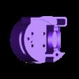 Sp_drone_cam_shell.stl Télécharger fichier STL gratuit Drone Sprank (bourdon de course avec cardan à came) • Objet pour impression 3D, mwilmars