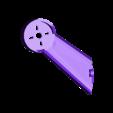 Sp_drone_arm_back_right.stl Télécharger fichier STL gratuit Drone Sprank (bourdon de course avec cardan à came) • Objet pour impression 3D, mwilmars
