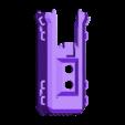 Sp_drone_body_back_Rev1.stl Télécharger fichier STL gratuit Drone Sprank (bourdon de course avec cardan à came) • Objet pour impression 3D, mwilmars