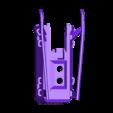 Sp_drone_body_back_landingskirt.stl Télécharger fichier STL gratuit Drone Sprank (bourdon de course avec cardan à came) • Objet pour impression 3D, mwilmars