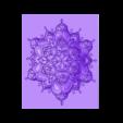 Mand.stl Download free STL file 3D Mandala • 3D printing object, Account-Closed