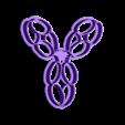 antibody_v2.0.stl Télécharger fichier STL gratuit Coupe-biscuits IgG pour anticorps • Objet à imprimer en 3D, Ragkov