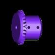 ISO_-_Straight_bevel_gear_1.25M_29GT_14PT_14.5PA_5FW_---29O35H15MD6.0N.STL Download free STL file Printed truck: Rear axle V1 • 3D print model, MrCrankyface