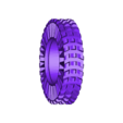RearTyreHard.STL Download free STL file Printed truck: Tyres • 3D printer object, MrCrankyface
