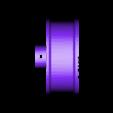 RearSingleRim.STL Download free STL file Printed truck: Rims • 3D printing template, MrCrankyface