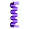 PLA_spring_stiff.STL Download free STL file Printed truck V2: PLA springs • 3D printer object, MrCrankyface