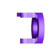 Truck_V4_Axle_Front_Single_Wheelhub2.STL Download STL file 3D Printed Rc Truck V4 • 3D printable template, MrCrankyface