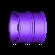 Truck_V4_Rim_Rear.STL Download STL file 3D Printed Rc Truck V4 • 3D printable template, MrCrankyface