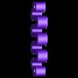 TruckV3_Spring_PLA_Hard.STL Download STL file 3D Printed RC Truck V3 • 3D print model, MrCrankyface