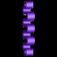 TruckV3_Spring_PLA_Medium.STL Download STL file 3D Printed RC Truck V3 • 3D print model, MrCrankyface