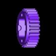 TruckV3_Axle_Center_Diff_A.STL Download STL file 3D Printed RC Truck V3 • 3D print model, MrCrankyface
