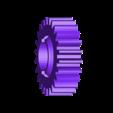 TruckV3_Axle_Center_Drivegear.STL Download STL file 3D Printed RC Truck V3 • 3D print model, MrCrankyface