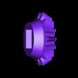 TruckV3_Axle_front_Pinion3.STL Download STL file 3D Printed RC Truck V3 • 3D print model, MrCrankyface