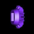 TruckV3_Axle1_rear_pinion_shaft.STL Download STL file 3D Printed RC Truck V3 • 3D print model, MrCrankyface
