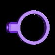 Retort_Ring_50mm.stl Télécharger fichier STL gratuit Kit de supports, de pinces et d'équipement • Modèle pour impression 3D, TinkersProjects
