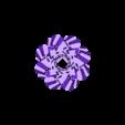 Vase_Genapart_V2-2-a.stl Download free STL file New 2 colors vases • 3D printable design, Genapart