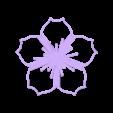 FLOWER COOKIE CUTTER.stl Download STL file Flower cookie cutter • Model to 3D print, 3DPrintersaur