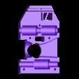 E3D_Mount_v2-6_BOTTOM.STL Télécharger fichier STL gratuit Monture basse pour grenouille poly (RigidBot E3D v6) • Design pour imprimante 3D, WalterHsiao