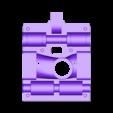 E3D_Mount_v2-11_MIDDLE.STL Télécharger fichier STL gratuit Monture basse pour grenouille poly (RigidBot E3D v6) • Design pour imprimante 3D, WalterHsiao