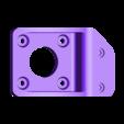 Motor_Mount_v3-0_X-Mount.STL Télécharger fichier STL gratuit Montage moteur décalé (RigidBot) • Plan pour impression 3D, WalterHsiao