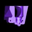 e3d_mount_30mm_v1-6_BASE.STL Télécharger fichier STL gratuit Monture Nautilus (RigidBot E3D v6) • Objet pour impression 3D, WalterHsiao