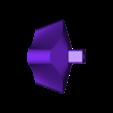 """Socket_Driver_v1-1.STL Download free STL file 1/4"""" Socket Driver • 3D printable model, WalterHsiao"""