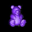PandaBank.stl Télécharger fichier STL gratuit Banque de pièces de monnaie Panda • Plan pour impression 3D, LittleFriend