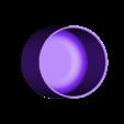 base_36x42r10.stl Télécharger fichier SCAD gratuit Contenants ronds personnalisables • Plan pour impression 3D, WalterHsiao