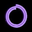 30mm_split_keyring.stl Download free SCAD file Customizable Spiral Generator • Model to 3D print, WalterHsiao