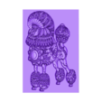 p.stl Download free STL file Poodle • 3D printer template, Account-Closed