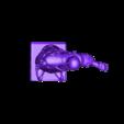 New_derick_bald.stl Download free STL file Human Sorcerer • Template to 3D print, Pza4Rza