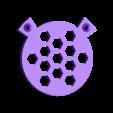 cute_ghost_speaker_lid.stl Download free STL file Cute Ghost • 3D print template, marigu