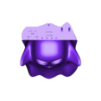 cute_ghost_front.stl Download free STL file Cute Ghost • 3D print template, marigu