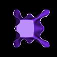 01_STL.stl Download free OBJ file Flower pot • Template to 3D print, 02_mm