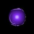 OeufDofusEbene.stl Download free STL file Egg Dofus Ebony / Egg Dofus Ebony • 3D printable template, Ayzen