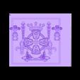 Arms.stl Télécharger fichier STL gratuit C'est votre blason ? • Design pour impression 3D, Account-Closed
