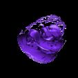 heart_bottom_8_2.stl Télécharger fichier STL gratuit Le cœur d'or • Objet à imprimer en 3D, Valchanov